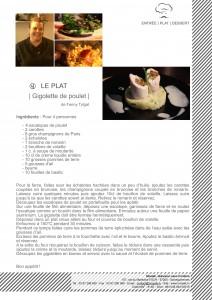 Gigolette de Poulet