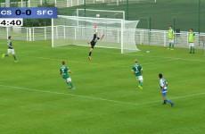 3ème journée de championnat de CFA2, le Sarreguemines Football Club était en déplacement à Schiltigheim
