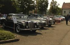Les visiteurs du 8ème festival des voitures anciennes de Hambach en ont pris plein les yeux