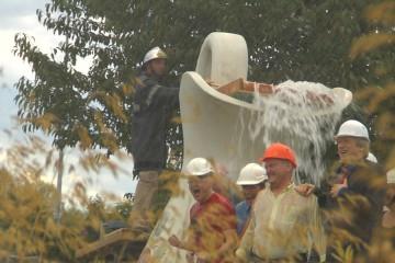 ice bucket challenge sarreguemines