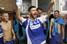 Sarreguemines Football CLub recevait Thaon