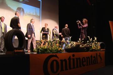 Continental a récompensé des salariés méritants