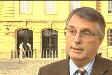 Eric Schiltz, co-président de la chambre syndicale des pharmaciens