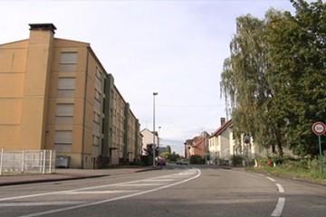 L'immeuble rue Houchard est cédé à Sarreguemines Confluences Habitat