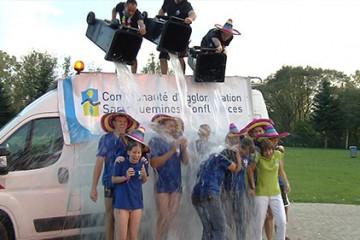 La CASC a relevé le défi de l'Ice Bucket Challenge