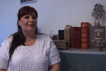 Sandra Lehner veut devenir écrivain