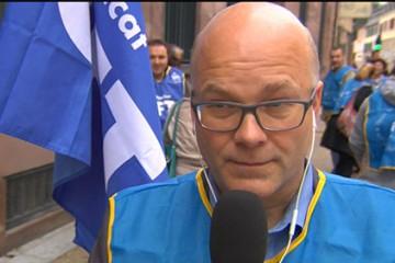 Pascal Dahlem nous parle de la grève du personnel de la banque de France