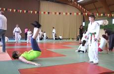 Rencontre de Judo intergénérationnelle