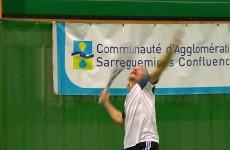 Au championnat de Tennis de la CASC Woustviller bat Hambach