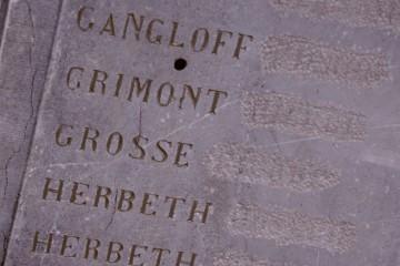 monument aux morts de Willerwald