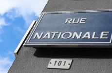 Route impériale N°4: Paris-Mayence via Forbach
