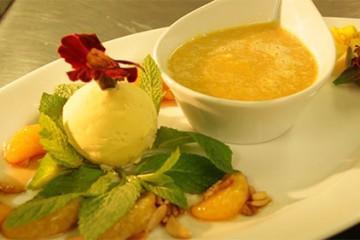 soupe de clémentines