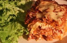 Les lasagnes à la ricotta de Sandrine