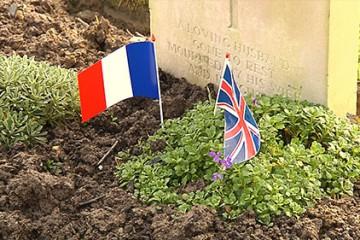 Commémoration du 11 novembre à Sarralbe