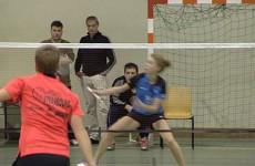 Défaite du Sarreguemines Badminton Club