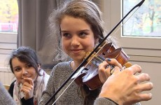 Les élèves du Himmelsberg découvrent la musique baroque