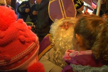 Saint Nicolas a gâté les enfants lors de son passage