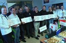 Continental fait un don à 5 associations