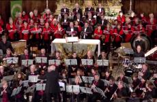 Concert Saar Wind Orchestra et de la Chorale du parc
