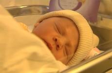 premier bébé né à l'hôpital Robert Pax en 2015