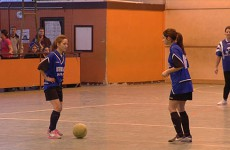 Football au féminin et en salle à Sarralbe