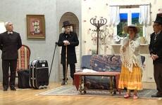 Le Saageminner Platt Theater a joué sa nouvelle pièce