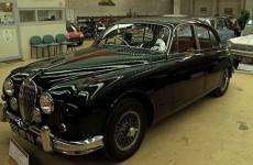 le musée de l'automobile de Lorraine à Velaine en Haye près de Nancy