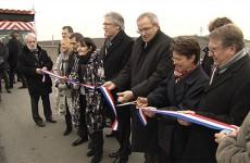 inauguration de la route national 61