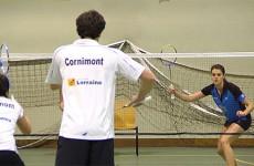Sarreguemines Badminton Club ont obtenu un précieux succès contre Cornimont