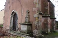 La chapelle Ste Barbe de Folpersviller