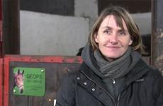 La monitrice d'équitation Sabine Keller