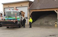 L'action du Conseil Général sur les routes face aux intempéries hivernales