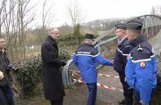 dispositif de gendarmerie