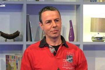 Alain Schneider vient témoigner de la catastrophe du Puits Simon.