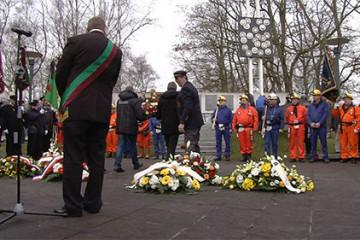 Hommage, commémoration et témoignages 30 ans après la dernière plus grande catastrophe minière en France