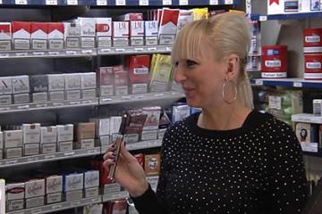 La cigarette électronique en vogue à Sarreguemines