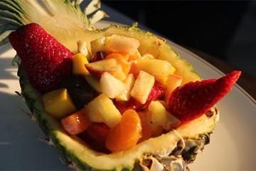 Salade de fruits à la mauricienne