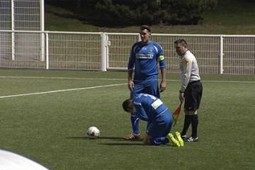 Les joueurs du Sarreguemines Football Club ont fait honte à leur entraîneur