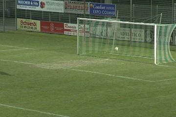 Cinquième défaite d'affilée en championnat pour le Sarreguemines Football Club