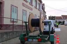 La fibre optique débarque à Gosbliederstroff