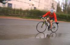 Le 10e duathlon de Sarreguemines voit la victoire d'un stéphanois dans le vent et sous la pluie