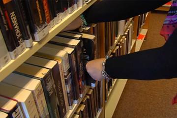 La bibliothèque de Neufgrange, des livres au coeur du village