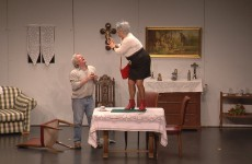 Dem Himmel sei Dank par la troupe de théâtre de Grundviller