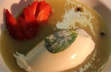 soupe de rhubarbe