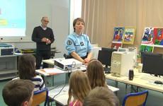 Des gendarmes sont allés à la rencontre d'écoliers pour leur apprendre à faire face au harcèlement