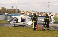 un adolescent de 14 ans a fait une chute de 10 mètres du toit d'un bâtiment du site des faïenceries