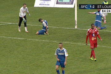 Le Sarreguemines Football Club recevait Saint-Louis Neuweg