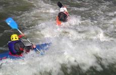De jeunes kayakistes de toute la Moselle ont passé leur diplôme à Grosbliederstroff