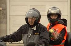"""""""Une rose, un espoir"""" et des motards qui luttent à leur manière contre le cancer"""