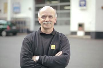 Pascal Schwindt cultive depuis son jeune âge une passion pour les voitures